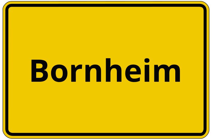 Fahrservice für Bornheim und Umgebung