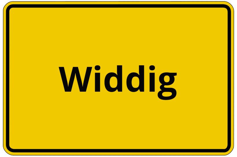 Fahrservice für Widdig und Umgebung
